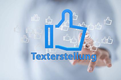 Text Erstellung
